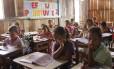 Marabá tem escola instalada em curral, onde estudam 860 alunos