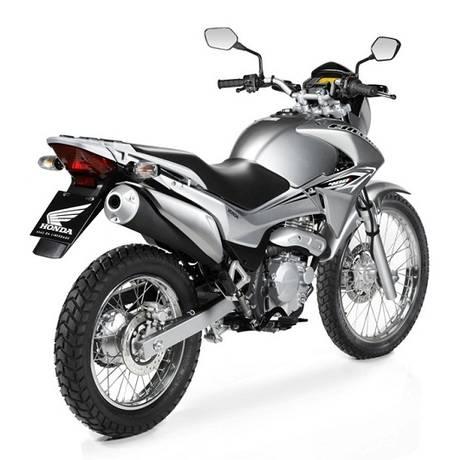 Numeração inicial do chassi das motos afetadas é 9C2ND1010DR300 Foto: FOTO: Divulgação
