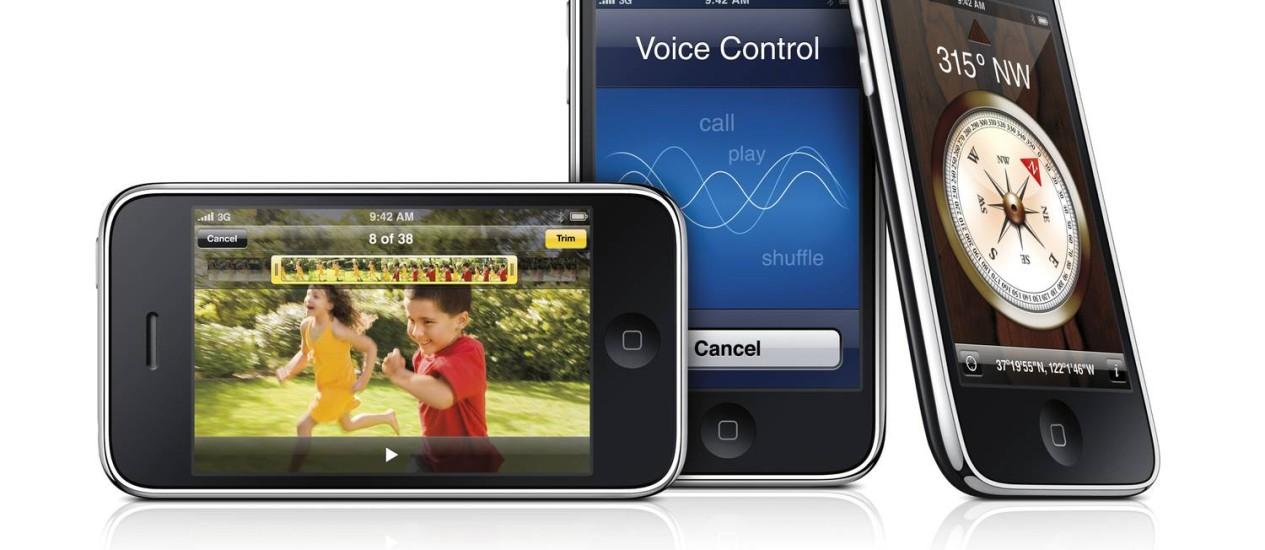 Donos de iPhone 3GS que tiveram problemas com garantia podem ser indenizados Foto: Divulgação / AP