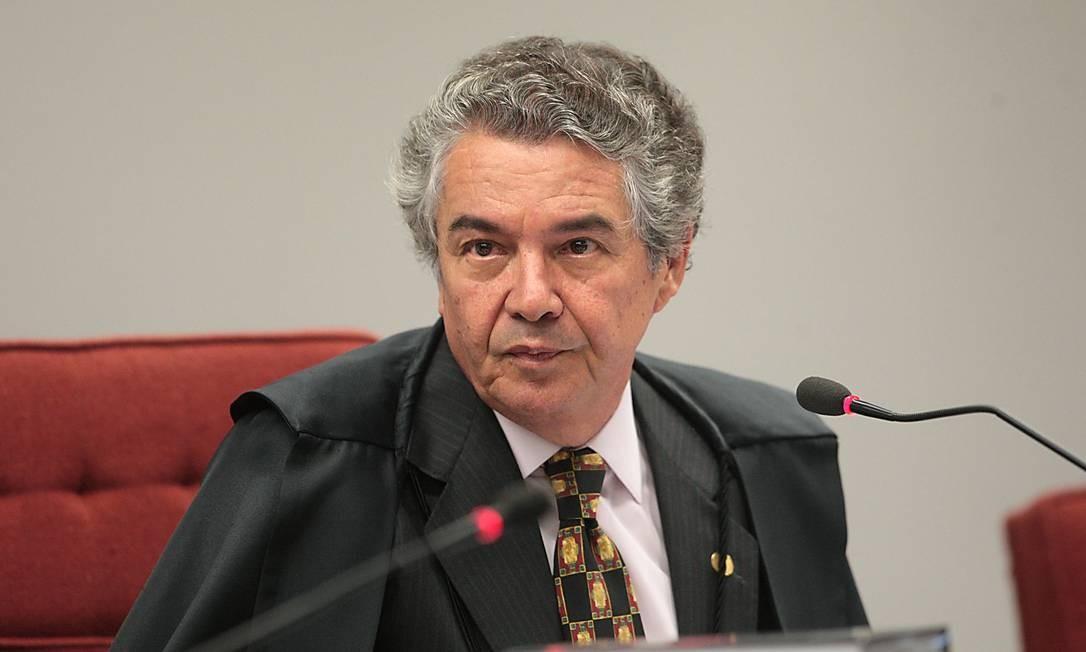 Ministro Marco Aurélio participou de sessão da 1ª turma desta terça-feira. Para ele, 'agravo tem que ser levado ao plenário' Foto: FOTO: STF