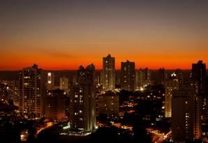 A partir do Censo de 2000 e de 2010, GLOBO fez um ranking das capitais, e suas respectivas regiões metropolitanas, que mais transferiram moradores para apartamentos. Foto: Terceiro / Agência O Globo