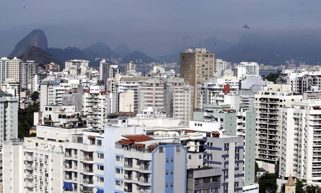 Metro quadrado em Niterói, a R$ 6.542, só custa menos que no Rio, Brasília e São Paulo Foto: Felipe Hanower / Agência O Globo