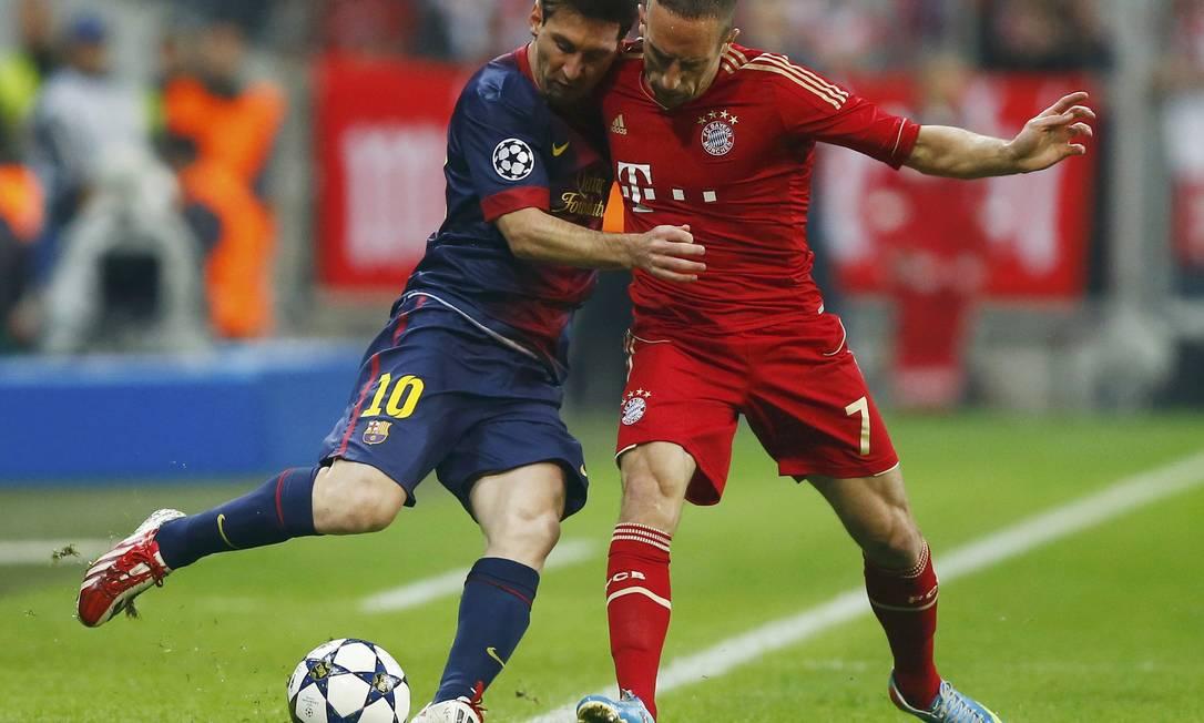 Bayern-Barcelona, el juego que divide a una familia