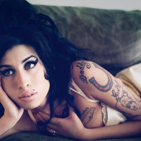 A cantora Amy Winehouse Foto: Divulgação