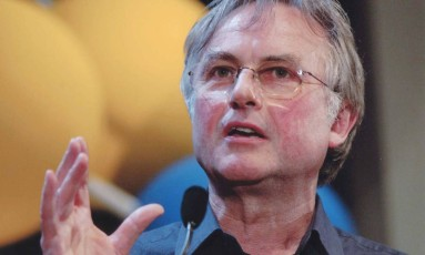O biólogo Richard Dawkins foi eleito o maior intelectual do mundo no ranking da revista Prospect Foto: Divulgação
