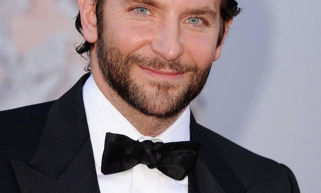 Bradley Cooper: barba curta, mas nem tanto. Assim que as mulheres gostam Foto: Divulgação