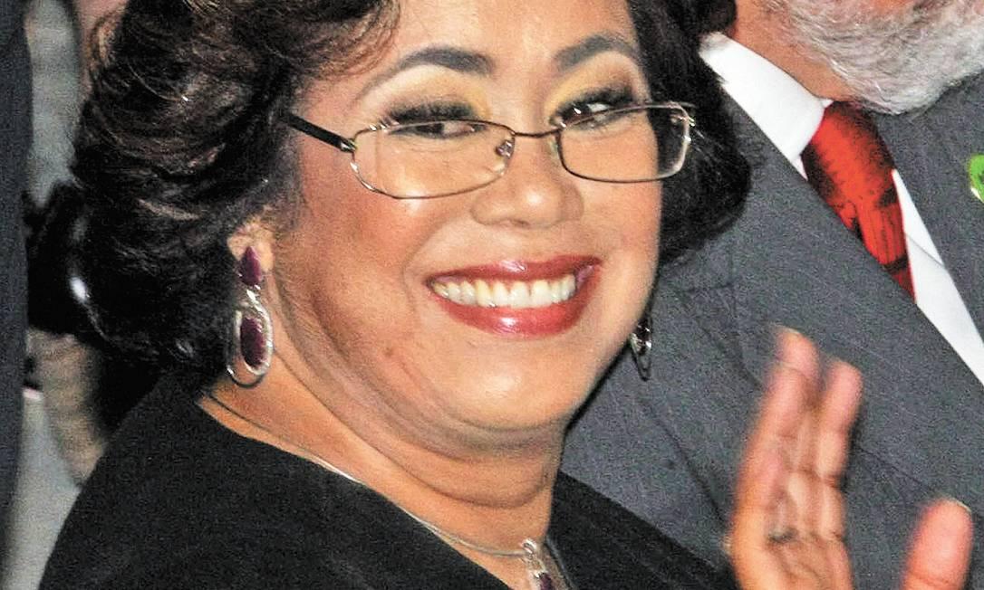 Erenice Guerra: Escritório de advocacia do qual ex-ministra é sócia representa empresas do setor de energia Foto: Givaldo Barbosa/01-01-2011