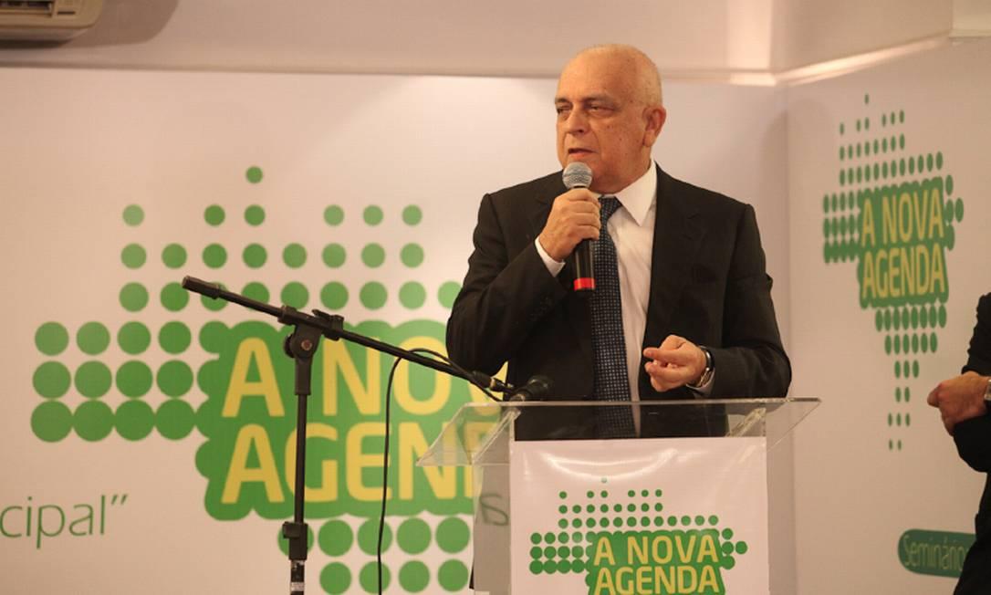 Ex-presidente nacional do PSDB, Sérgio Guerra Foto: PSDB / Divulgação