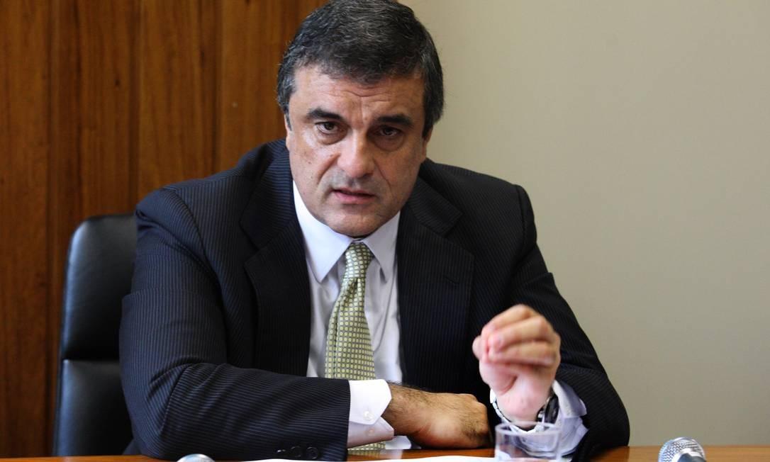 Ministro da Justiça, José Eduardo Cardozo Foto: Givaldo Barbosa / Givaldo Barbosa/