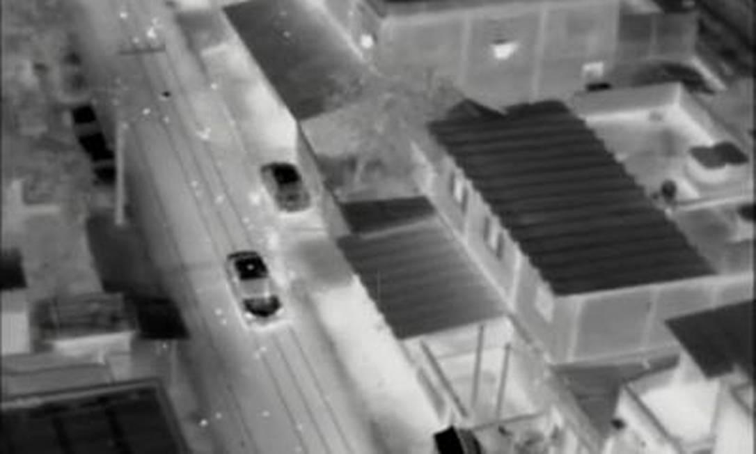 Traficante Matemático era o alvo da operação Foto: TV Globo/Reprodução