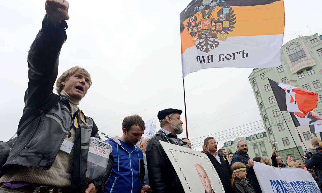 Já agências internacionais estimam que o número passe dos 20 mil Foto: KIRILL KUDRYAVTSEV / AFP