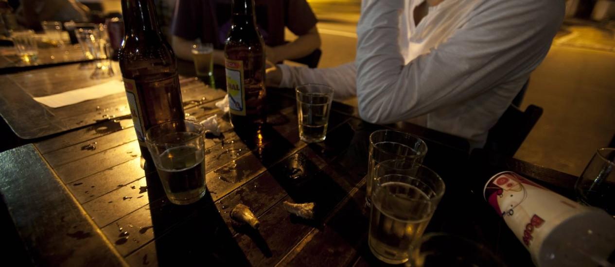 O ícone que ajuda a cura de alcoolismo