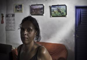 Selma fez primeira-dama de Formosa chorar Foto: André Coelho / O Globo