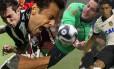 Bernard, Fred, Júlio César e Paulinho, quatro dos convocados por Felipão para a Copa das Confederações
