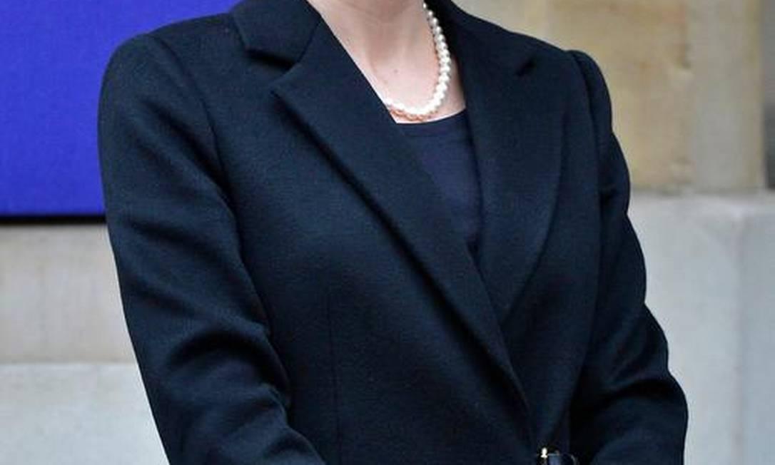 A atriz Angelina Jolie, em foto de abril deste ano Foto: Toby Melville / Reuters