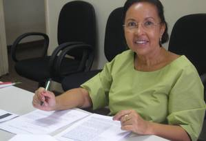 Eulina Nunes: coleta dos dados no auge da inflação tinha 'particularidades' Foto: Divulgação/IBGE