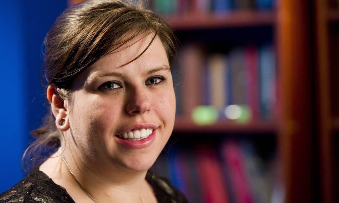 Amanda Hocking: de best-seller na internet a autora lançada por editoras tradicionais Foto: Charles Sykes / AP