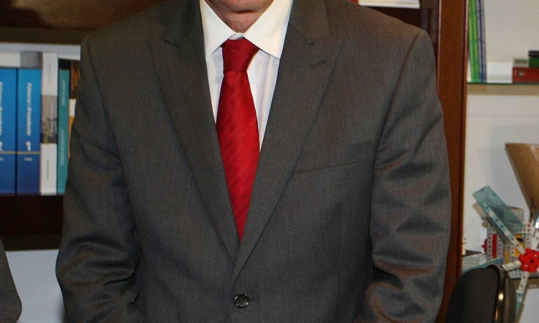Senador e ministro da Pesca Marcelo Crivella Foto: Ailton de Freitas / Arquivo O Globo/ 29-02-2012