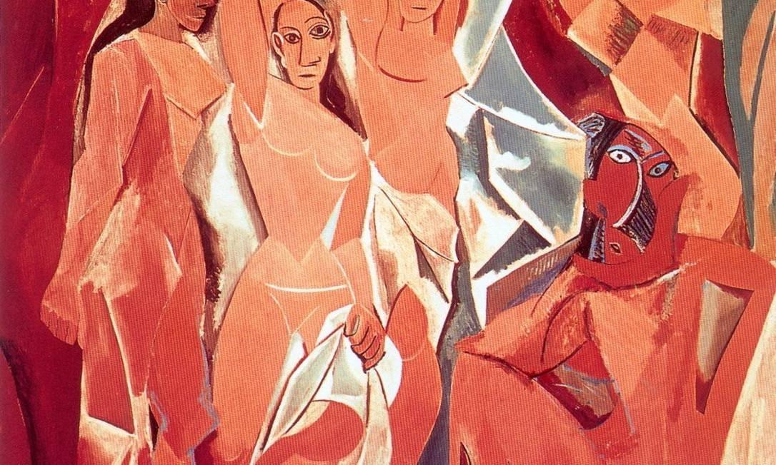 Les deimoselles d´Avignon. Mulheres estão prestes a testemunhar mais mudanças no comportamento sexual Foto: Reprodução/ Obra de Pablo Picasso