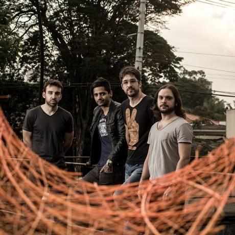 Banda Fresno fará dois shows acústicos no Rio de Janeiro Foto: Divulgação / Gustavo Vara