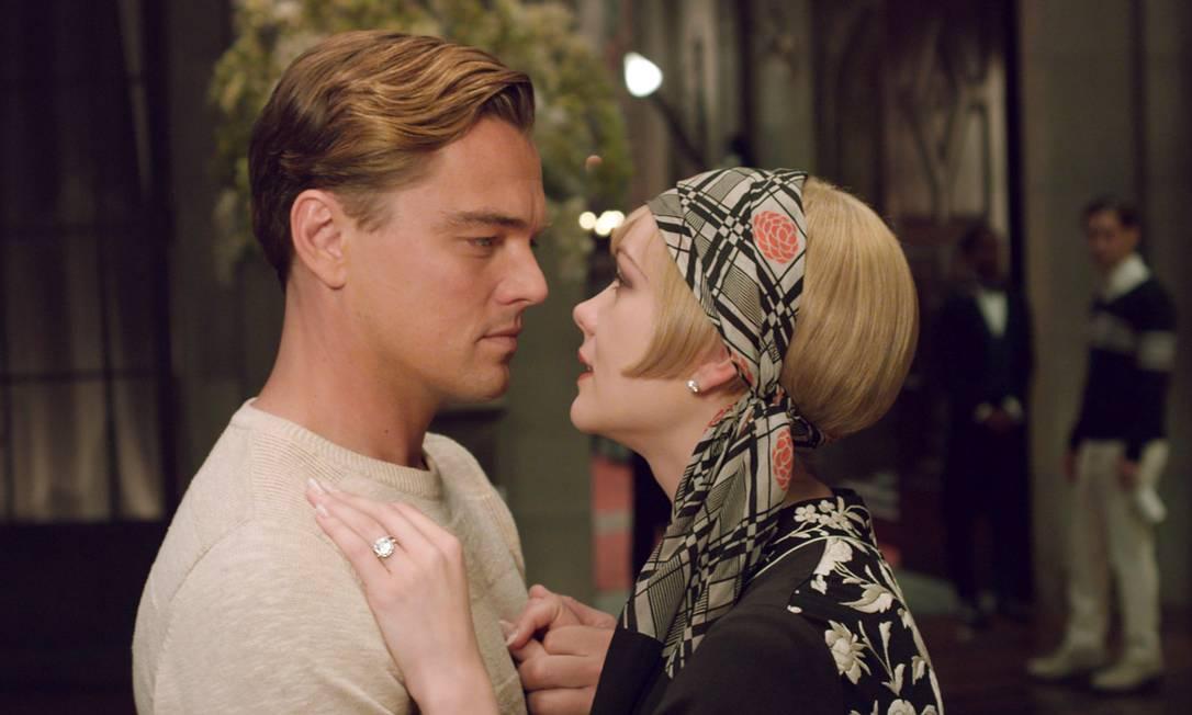 Versão para as telas com Leonardo DiCaprio e Carrey Mulligan no elenco estreia no Brasil dia dia 7 de junho Foto: Divulgação