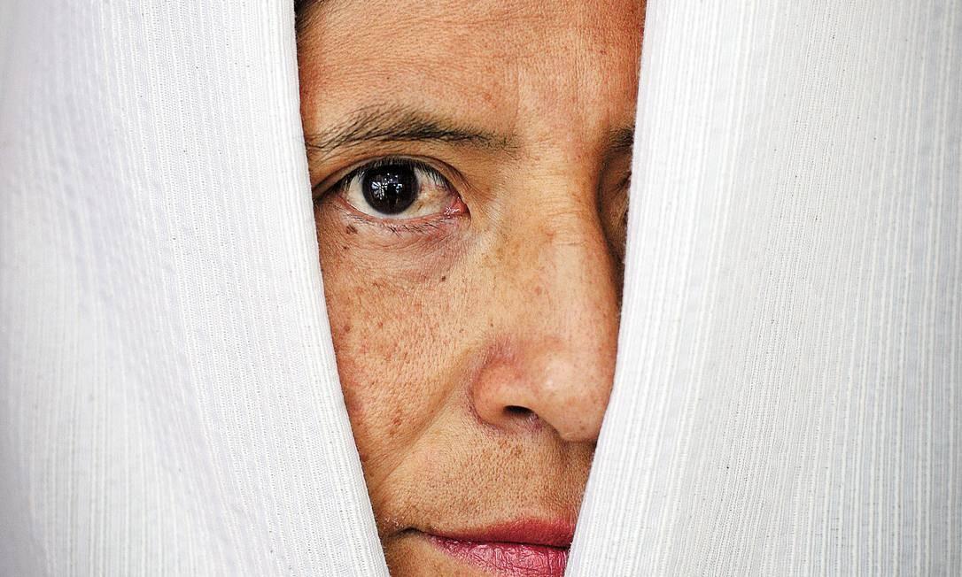 Marisa (nome fictício): exemplo de trabalho em condições análogas à escravidão em São Paulo Foto: Marcos Alves