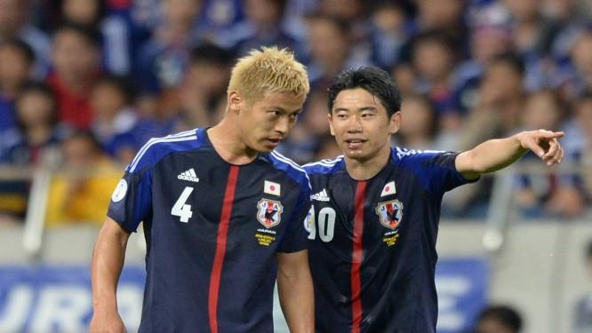 Honda e Kagawa estão entre os confirmados na Copa das Confederações Foto   Toshifumi Kitamura   4b04d778c41f9