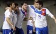 Seleção chilena se prepara para o Mundial da categoria, que será realizado na Turquia