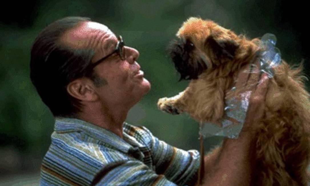 Jack Nicholson estrelou um dos mais famosos filmes que trata do comportamento obsessivo compulsivo (TOC) Foto: Divulgação