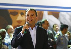 O governador do Rio, Sérgio Cabral Foto: Pablo Jacob/ O Globo / 03/06/2013
