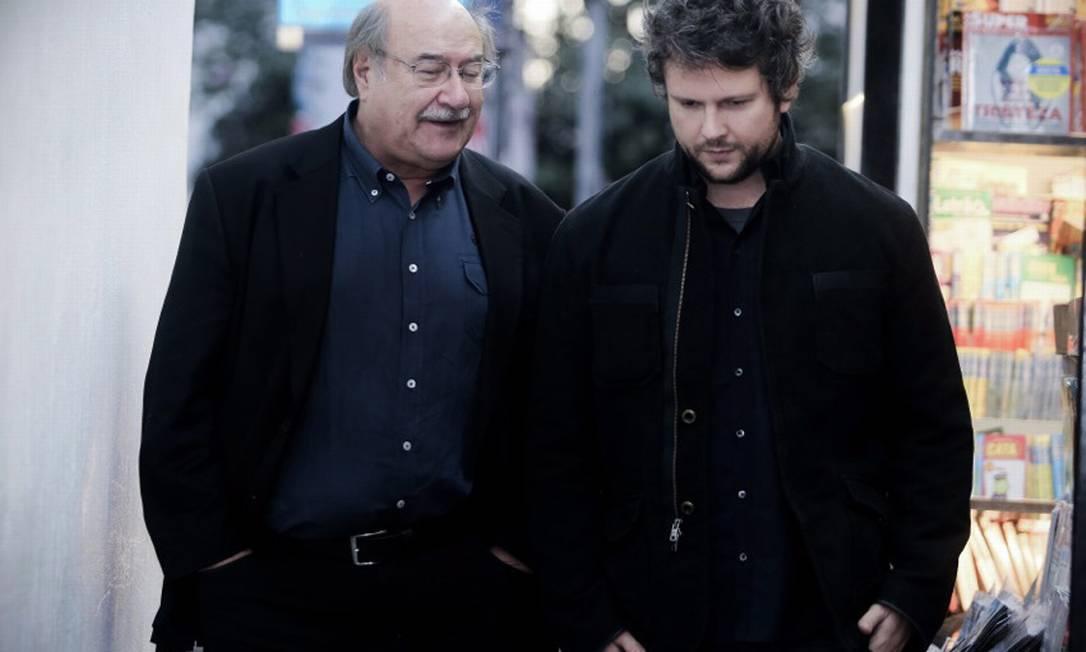 """Skármeta sugeriu a Selton a adaptação de """"Um pai de cinema"""" depois de assistir a """"O palhaço"""", dirigido pelo diretor brasileiro Foto: Divulgação"""