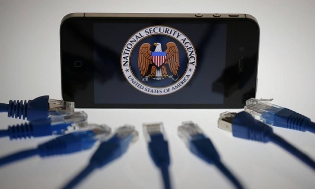 Todos os caminhos levam... à NSA Foto: Reuters