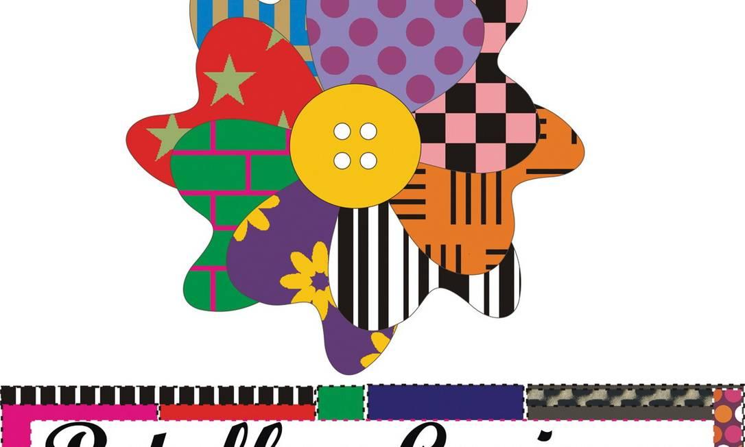 Logotipo da Retalhos Carioca, empresa de moda que cria produtos e ações sociais Foto: Divulgação / O Globo