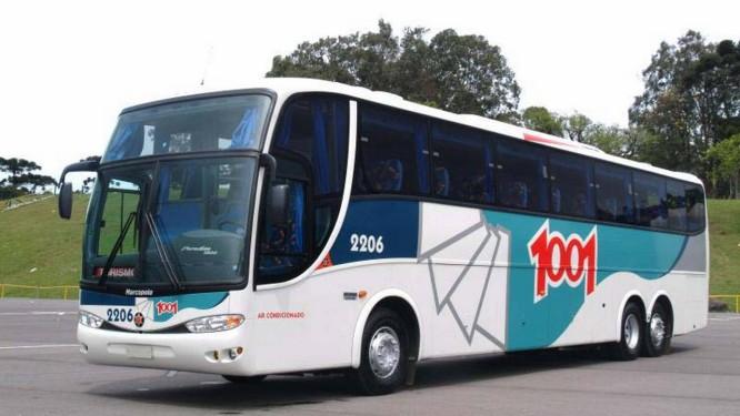 Justiça do Rio decidiu que clientes serão indenizados porque viajaram em ônibus comum, mesmo pagando por passagens em veículo especial Foto: Reprodução da internet