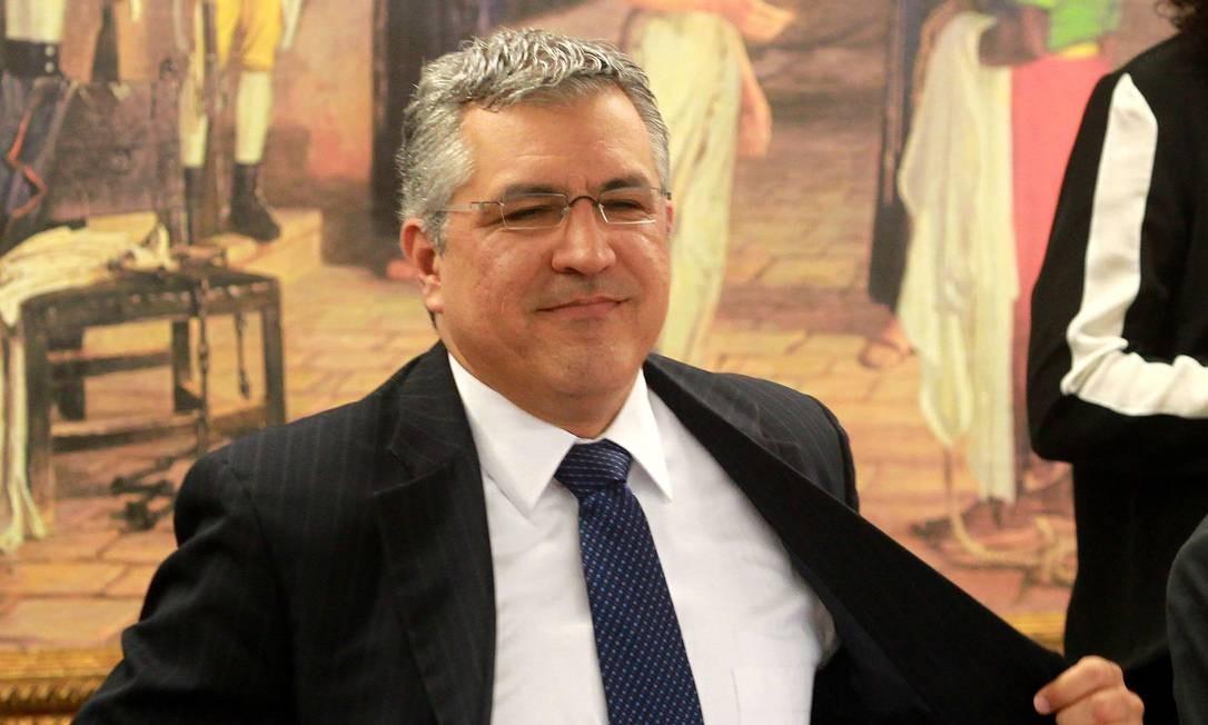Ministro da Saúde, Alexandre Padilha Foto: Agência O Globo / Ailton de Freitas