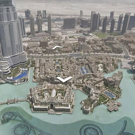 Street View cria coleção com imagens internas e externas do edifício Foto: Reprodução