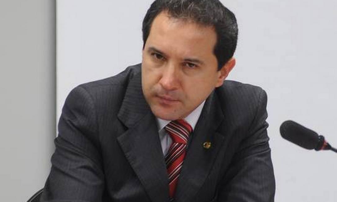 O deputado federal Natan Donadon (PMDB-RO Foto: Câmara dos Deputados / Divulgação / Câmara dos Deputados / Divulgação