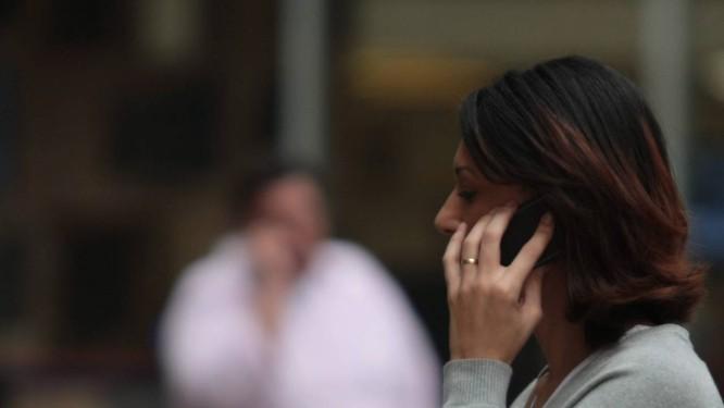 Segundo a Anatel, telefonia móvel foi o serviço mais reclamado no último ano Foto: Marcos Alves