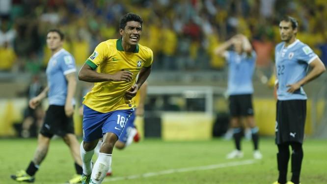351e890602 Brasil vence o Uruguai e está na final da Copa das Confederações ...