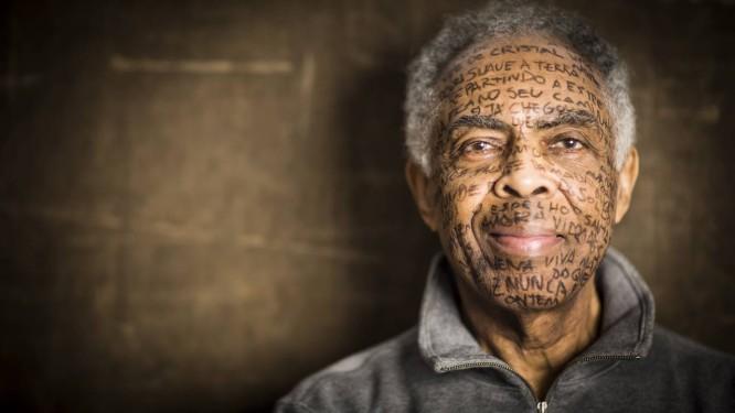Gil listou os livros mais importantes de sua formação como homem e artista Foto: Fábio Seixo / Agência O Globo