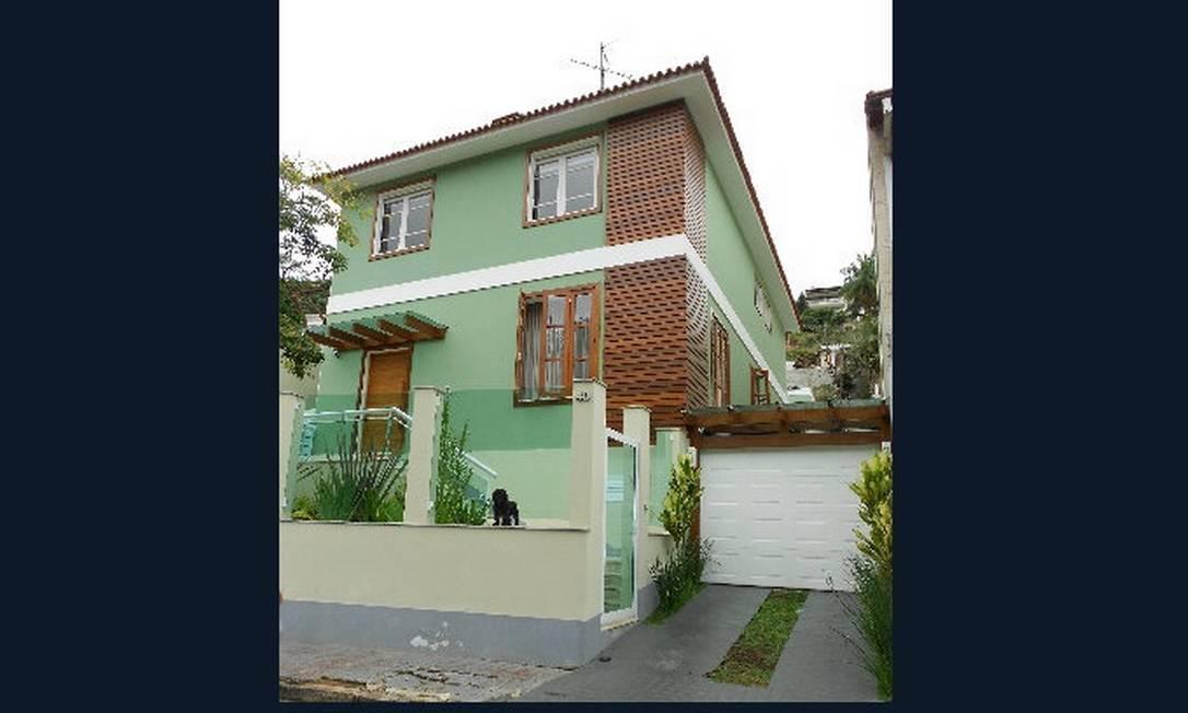 Estrutura da fachada original da década de 60 foi mantida Foto: Divulgação