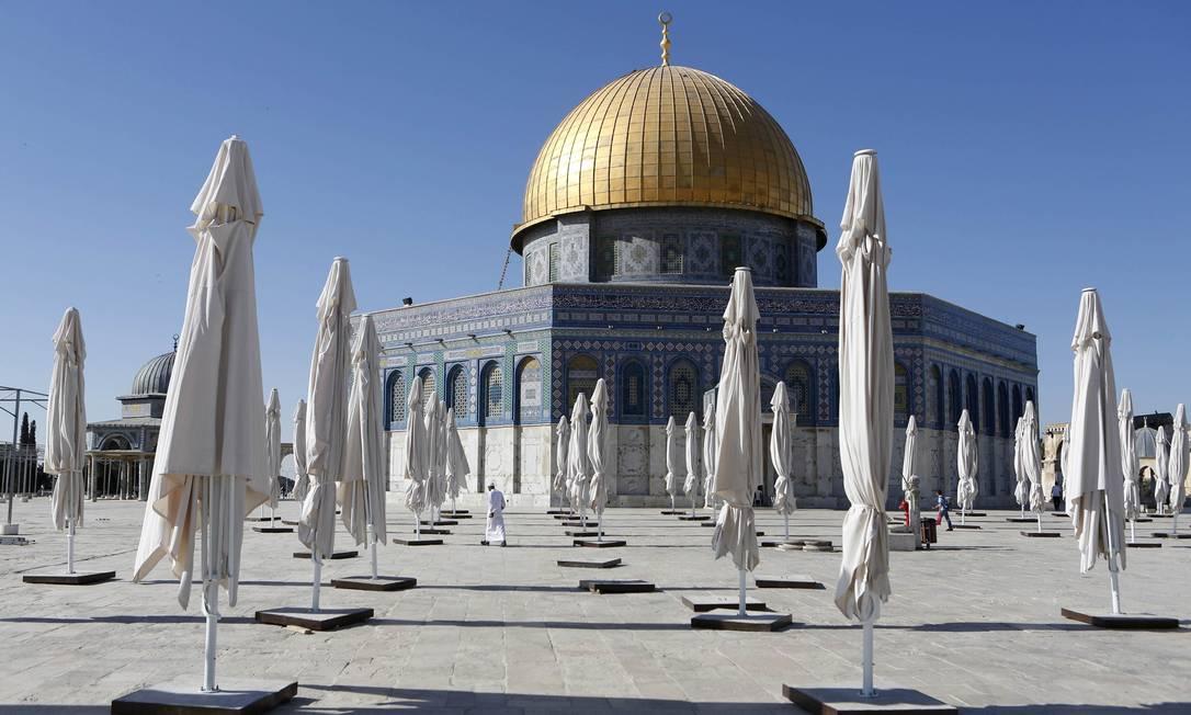 Pacote incluía visita a Jerusalém, em Israel Foto: BAZ RATNER / REUTERS
