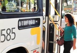 Foi a primiera vez que uma empresa foi puida desde a licitação de 2010 - Foto: Agência O Globo