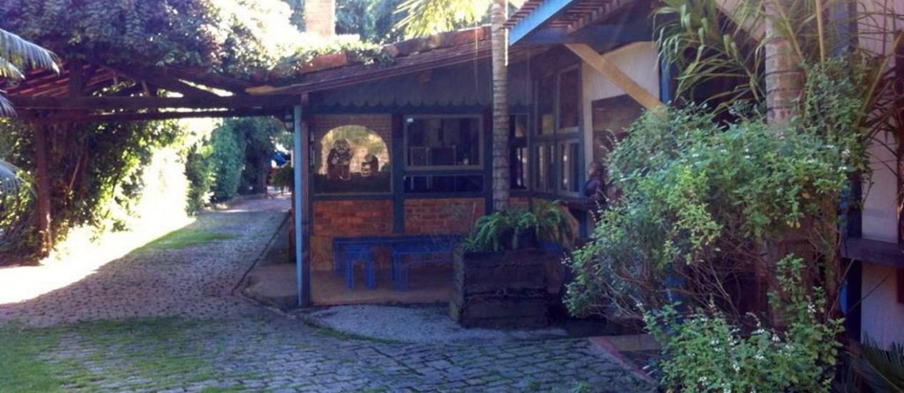 Local em Itaipava já está preparado para receber os visitantes - Foto: Agência O Globo