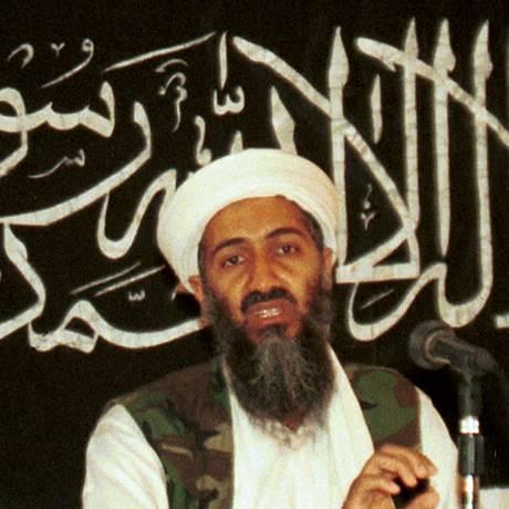 Osama bin Laden em Khost, no Afeganistão, em 1998 Foto: MAZHAR ALI KHAN / AP