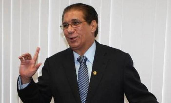 O senador Jader Barbalho (PMDB-PA) foi condenado pela Justiça de Tocantins Foto: Ailton de Freitas/ O Globo/ 11/07/2012