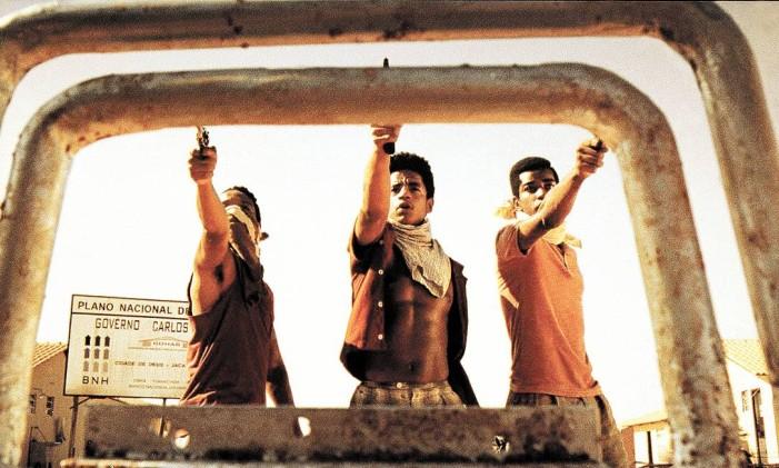 """""""Cidade de Deus"""", um dos grandes sucessos do cinema brasileiro, teve Marc Beauchamps como produtor Foto: Divulgação"""