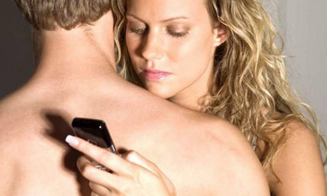 Sexo conectado Foto: Reprodução