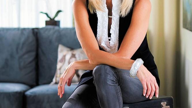 ELEGANTE. Segundo a designer Candice Olson, os maiores projetos que executa em seu programa não são necessariamente os mais impactantes Foto: Terceiro / Fotos de divulgação