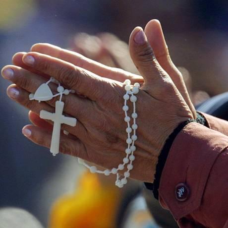 Orações agem na recuperação de doenças Foto: Gabriel Bouys
